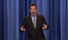 Jimmy Fallon Does NHL Playoffs Edition of His 'Tonight Show Superlatives' Bit (Video)