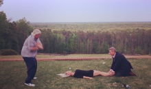 John Daly Hits Tee Shot Out of Woman's Mouth, Because Why Not? (Video)