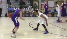 New Mix Tape of 8th Grade Basketball Prodigy Jordan McCabe Will Blow You Away (Video)