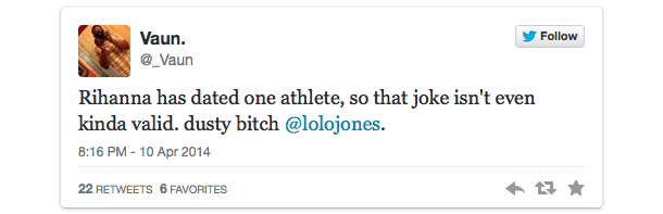 lolo jones twitter backlash drake espys 2