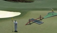 The Masters Reimagined as a Mini Golf Tournament (Video)