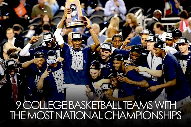 most college basketball national championships