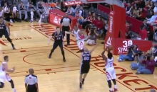 Houston's Patrick Beverley Gives Us the Worst Shot of the NBA Season (Video + GIF)