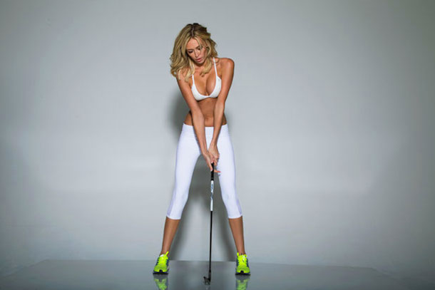 paulina gretzky golf digest cover shoot top