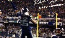 Richard Sherman Is Trolling Michael Crabtree in Autographs of His NFC Championship Deflection