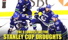 The 9 Longest Active Stanley Cup Droughts