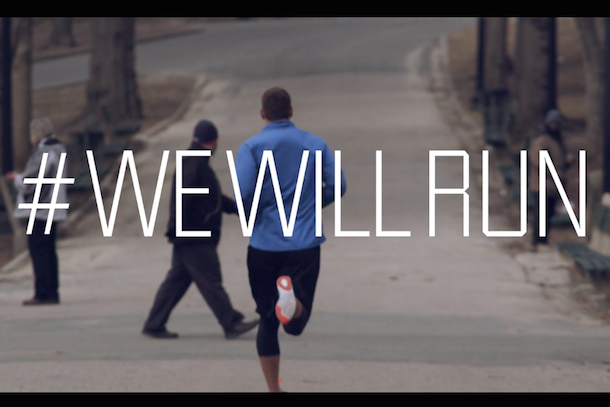we will run video #wewillrun