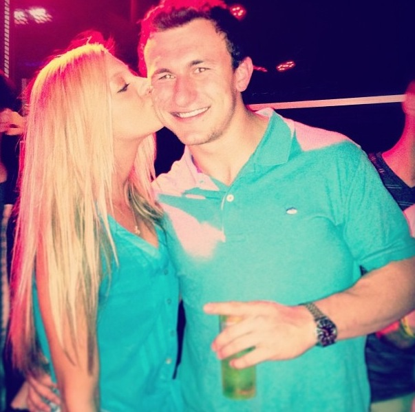 12 johnny manziel random spring break hottie @_heatherjohnson