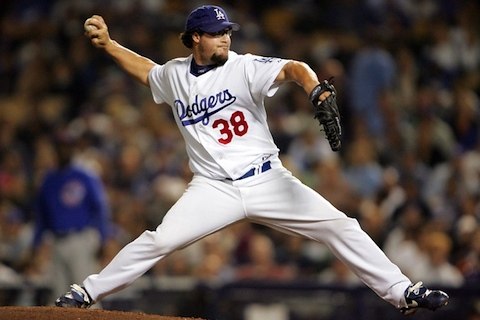 14 eric gagne - pitchers who have had tommy john surgery