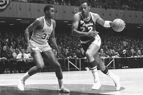 2 elgin baylor - best nba players never to win championship