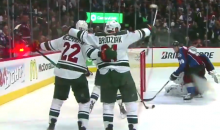 Here's Every Overtime Goal from the First Round of the 2014 Stanley Cup Playoffs (Video)