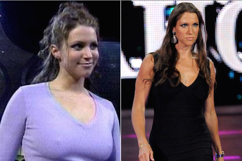 21 stephanie mcmahon (vince mcmahon wwe) - hottest daughters in sports (sports daughters)