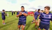 300-Lb College Rugby Prop Runs Way Too Fast (Video)