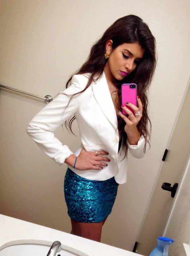 9 anjali randive (vivek randive sacramento kings owner) - hottest daughters in sports (sports daughters)