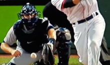 Tigers' Catcher Alex Avila Takes Foul Tip to the Groin (Video)