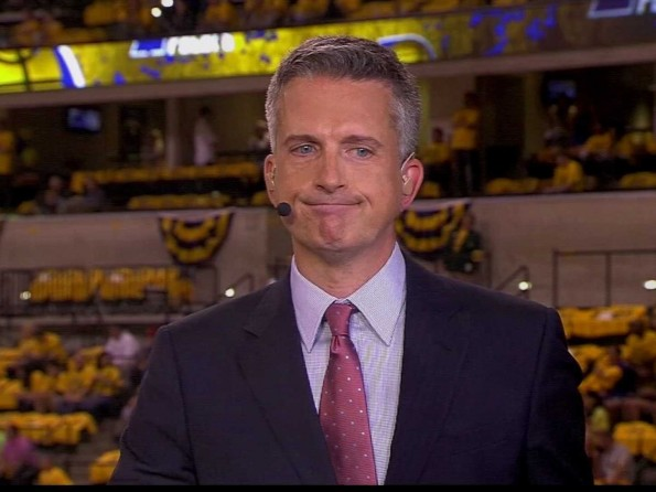 Bill Simmons Reacting to Cavs Draft Lottery Win