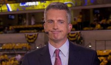 Cleveland Cavaliers Win First Pick Again, Bill Simmons Doesn't Approve GIF)
