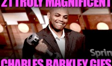 21 Truly Magnificent Charles Barkley GIFs