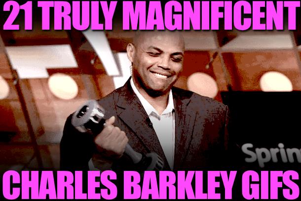 Charles Barkley GIFs