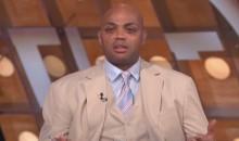 Charles Barkley Refuses to Apologize to the Women of San Antonio (Video)