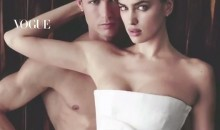 Behind the Scenes of Cristiano Ronaldo and Irina Shayk's 'Vogue' Cover Shoot (Video)