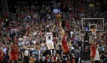 Damian Lillard Takes Trail Blazers to Round 2 With Ridiculous Buzzer Beater (Video)