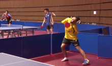 Incredible Armless Table Tennis Player Will Inspire You to Be More Awesome at Life (Video)