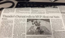 Indiana Newspaper Makes Hilarious Typo (Pic)