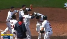 Cleveland Indians Defeat Detroit Tigers via Walk-Off Balk in 13th Inning (Video)