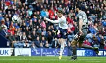 Preston North End's Joe Garner Scores Ridiculous Soccer Goal (GIFs)