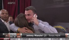 The Wait is Over: Johnny Manziel Taken 22nd Overall by the Cleveland Browns