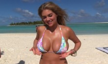 Wanna Watch Kate Upton Singing And Dancing In A Bikini? Sure You Do! (Video)