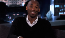 Kobe Bryant Talks MJ, Donald Sterling, Swaggy P, and the Lakers Horrible Season on Jimmy Kimmel (Videos)