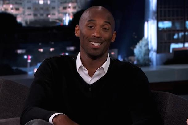 Kobe Bryant on Jimmy Kimmel