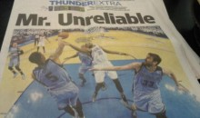 "'Oklahoman' Newspaper Apologizes for Kevin Durant ""Mr. Unreliable"" Headline"