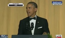 President Obama Does His Best Richard Sherman Impression (Video)