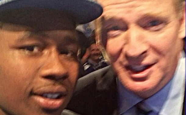 Sammy Watkins Roger Goodell selfie