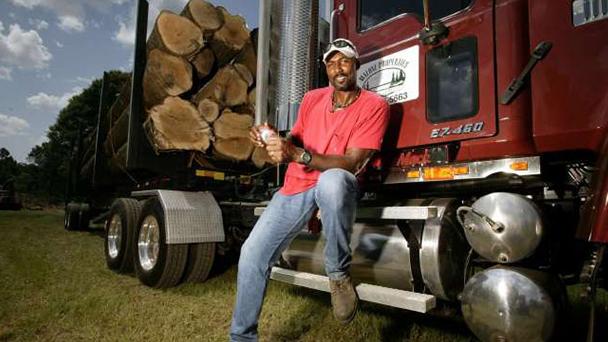 Karl Malone truck