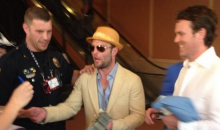 Wes Welker Suspended Four Games After Testing Positive for Amphetamines