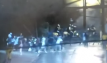 Brazialian Soccer Mob Throws Toilet From Stands, Killing Fan Instantly (Video)