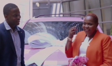 Teddy Bridgewater Fulfills His Childhood Promise, Buys His Mom a Pink Cadillac Escalade (Video)