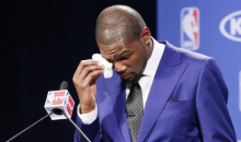 Kevin Durant Earns NBA MVP Award, Gives an Amazing Acceptance Speech (Video)