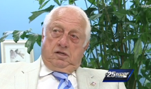 Tommy Lasorda Discusses Donald Sterling And His Thoughts On V. Stiviano (Video)