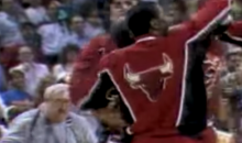 Watch Michael Jordan's Legendary Shot Over Craig Ehlo From A New Courtside Angle (Video)