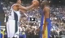 Kobe Bryant: Doesn't Flinch!