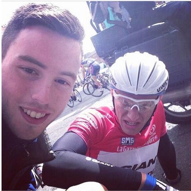 Selfie Cyclist