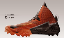 Johnny Manziel Nike Cleats Concept, by Sneaker Designer Quintin Williams (Pics)