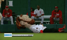 Human Head Rips From Abraham Lincoln's Chest in Gruesome, Macabre Mascot Race (GIF)