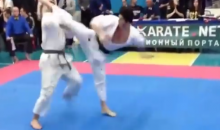 Karate Match Ends in Knockout After Three Whole Seconds (Video)