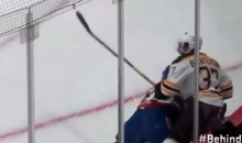 This Mic'd Up Exchange Between P.K. Subban and Patrice Bergeron is Hilarious (Video)